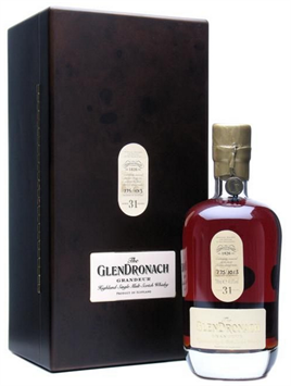 Glendronach Scotch Single Malt 31 Year Grandeur